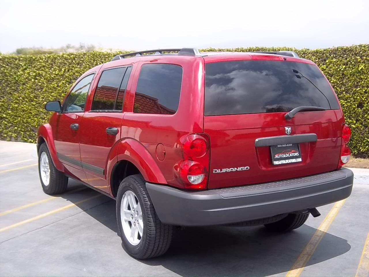 2006 Dodge Durango Interior