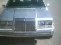 Picture of 1986 Lincoln Continental, exterior