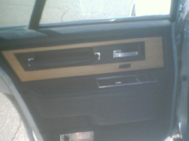 Picture of 1986 Lincoln Continental, interior, gallery_worthy