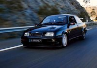 1986 Ford Sierra Overview
