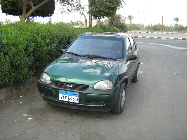 Picture of 1999 Opel Corsa