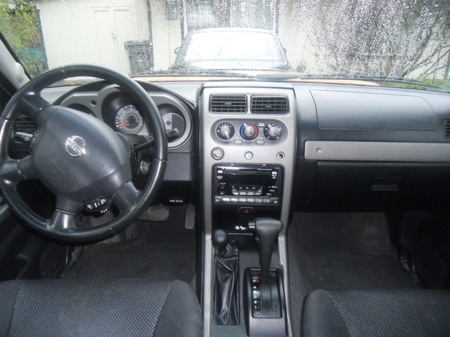 2003 Nissan Xterra Interior Pictures Cargurus