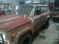 1978 Jeep Cherokee Picture Gallery