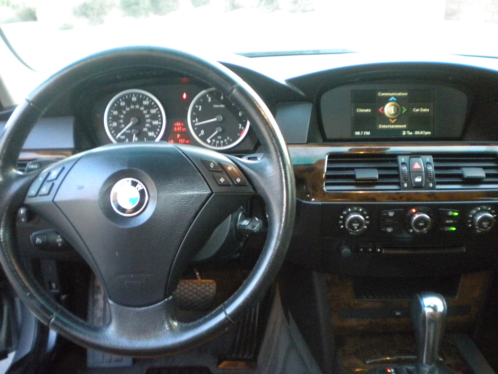 2006 Bmw 5 Series Interior Pictures Cargurus