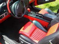 Picture of 2005 Ford Thunderbird Deluxe Convertible, interior