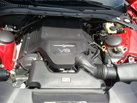 Picture of 2005 Ford Thunderbird Base Convertible, engine