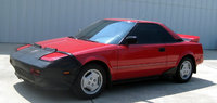 1986 Toyota MR2 Picture Gallery