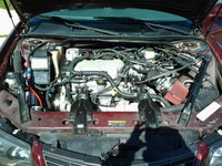 Picture of 2002 Chevrolet Impala Base, engine