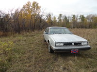 1988 Pontiac 6000 Overview