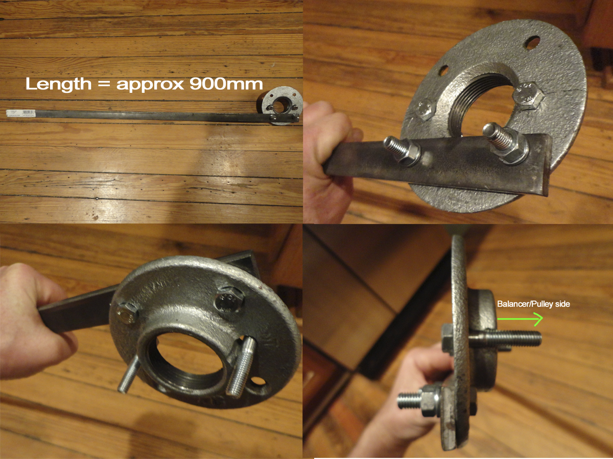 Home Made Tool To Tighten Camshaft Sprocket Nut Page 2