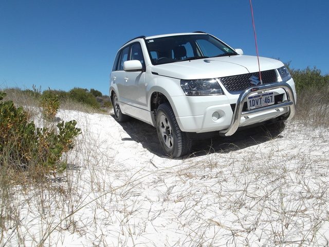 Picture of 2012 Suzuki Grand Vitara