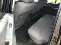 Picture of 2005 Nissan Frontier 4 Dr SE 4WD Crew Cab SB, interior