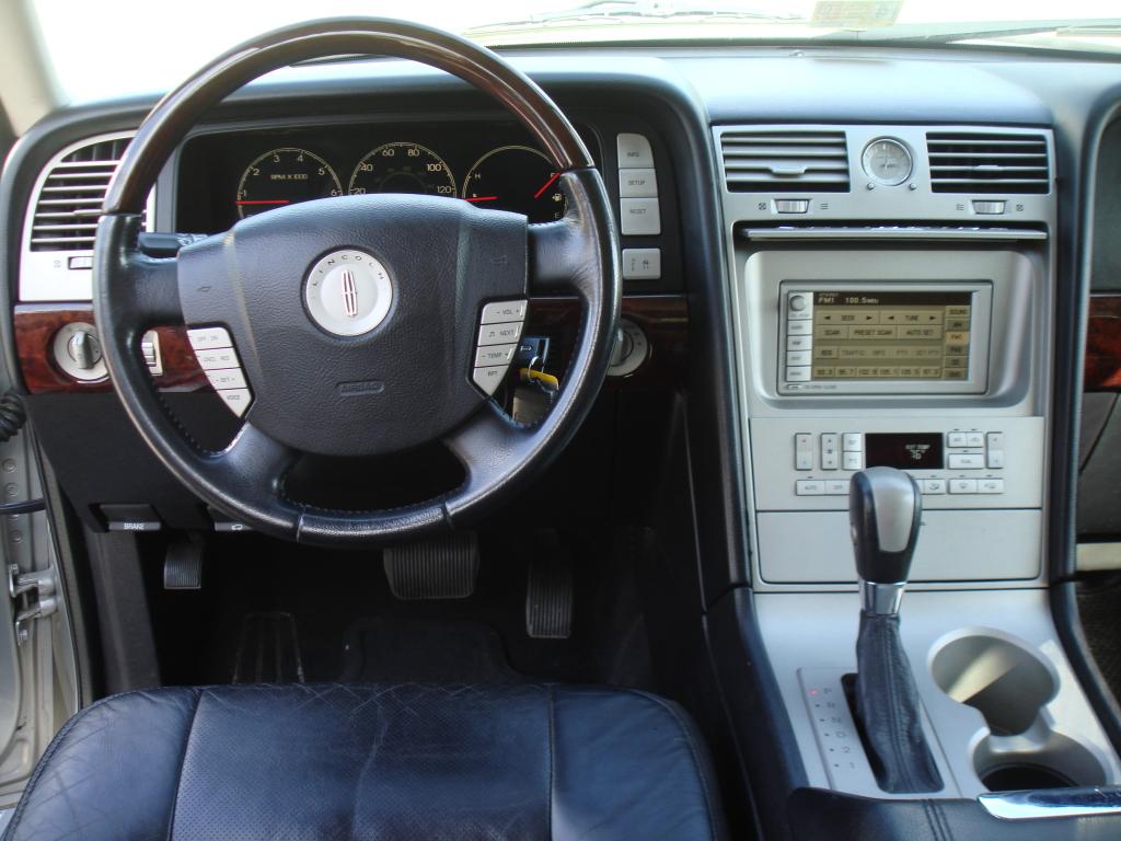 98 Lincoln Navigator Interior Bing Images