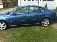 Picture of 2007 Subaru Legacy 2.5 i, exterior