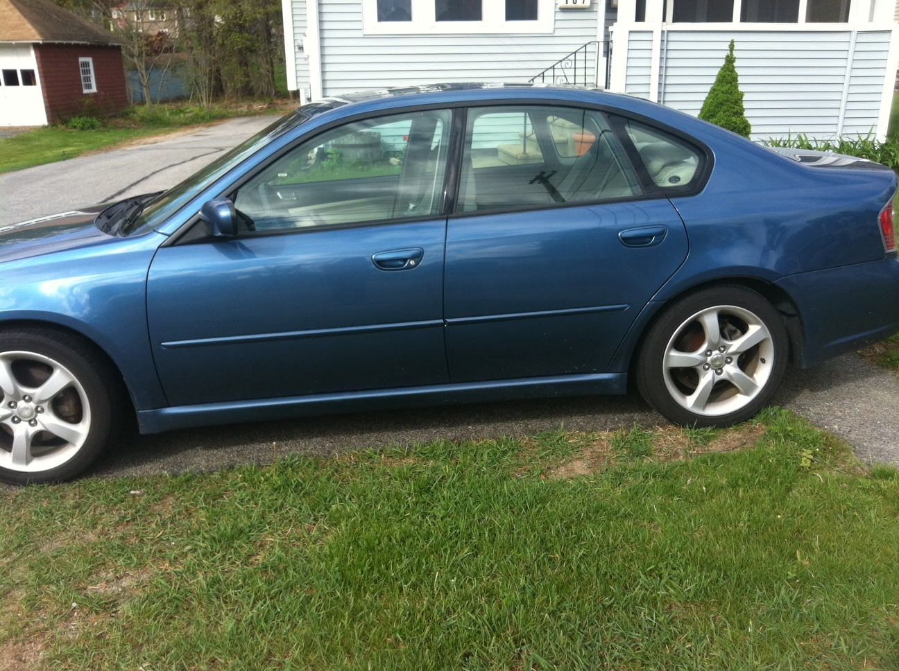 Picture of 2007 Subaru Legacy 2.5 i