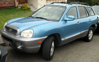 Picture of 2004 Hyundai Santa Fe GLS FWD, exterior, gallery_worthy