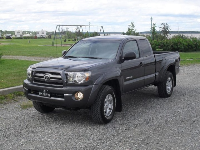 Picture of 2010 Toyota Tacoma Access Cab V6 4WD, exterior, gallery_worthy