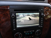 Picture of 2011 Chevrolet Suburban LTZ 1500 4WD, interior