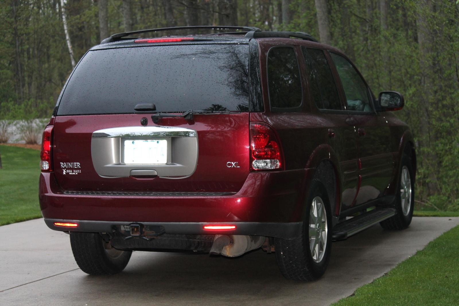 2006 Buick Rainier specs – OneGrandCars
