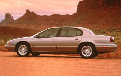 1994 Chrysler New Yorker Base, She never let me down, exterior
