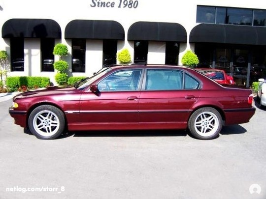 Picture of 1998 BMW 7 Series