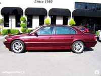1998 BMW 7 Series Picture Gallery