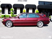 1998 BMW 7 Series picture, exterior