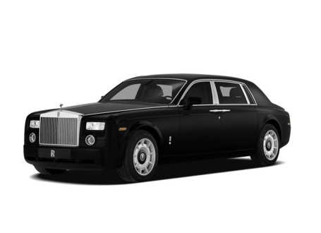 2012 Rolls-Royce Phantom, Front quarter view., exterior, manufacturer, gallery_worthy