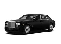 2012 Rolls-Royce Phantom, Front quarter view., exterior, manufacturer
