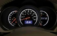 2012 Nissan Murano CrossCabriolet, Instrument Gages., interior, manufacturer