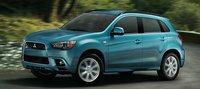 2012 Mitsubishi Outlander Sport, Front quarter view., exterior, manufacturer