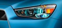 2012 Mitsubishi Outlander Sport, Head light., exterior, manufacturer