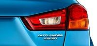 2012 Mitsubishi Outlander Sport, Tail light., exterior, manufacturer
