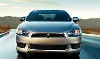 2012 Mitsubishi Lancer Evolution, Front View., exterior, manufacturer