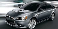 2012 Mitsubishi Lancer Evolution, Front quarter view., exterior, manufacturer, gallery_worthy