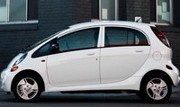 2012 Mitsubishi i-MiEV, Side View., exterior, manufacturer