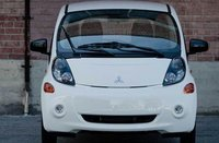 2012 Mitsubishi i-MiEV, Front View., exterior, manufacturer