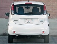 2012 Mitsubishi i-MiEV, Back View., exterior, manufacturer