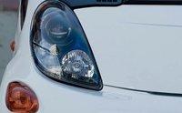 2012 Mitsubishi i-MiEV, Headlight., exterior, manufacturer