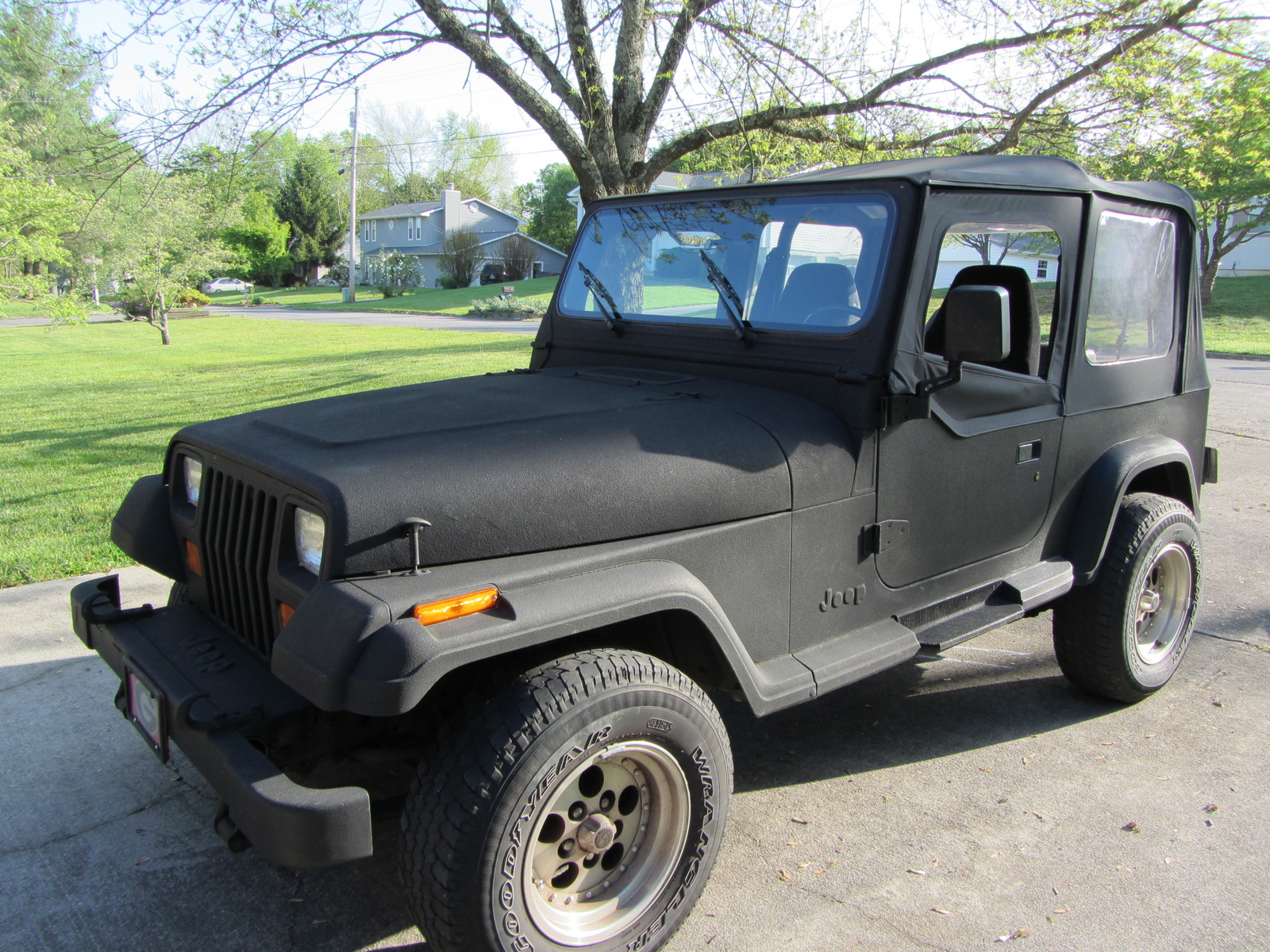 Radio Wiring Diagram 1995 Jeep Wrangler