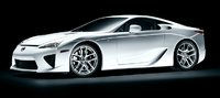 2012 Lexus LFA Overview