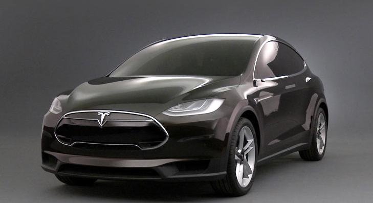 2013 Tesla Model X