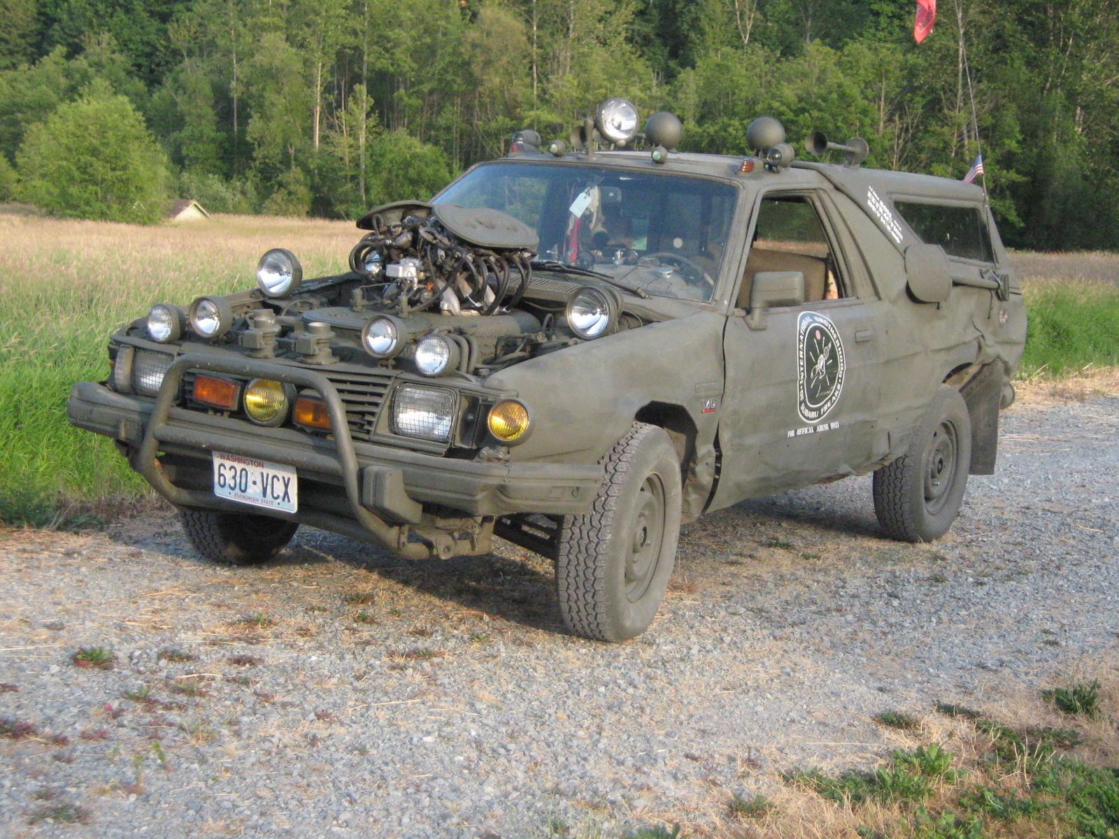 Subaru BRAT Questions i need a carburetor for 1984 Brat 1 8 litre