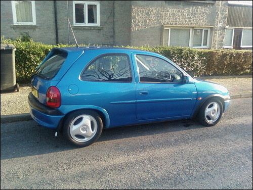 Picture of 2001 Vauxhall Corsa
