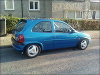 2001 Vauxhall Corsa Overview