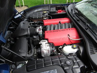 Picture of 2004 Chevrolet Corvette Coupe RWD, engine, gallery_worthy