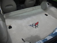 Picture of 2004 Chevrolet Corvette Coupe RWD, interior, gallery_worthy