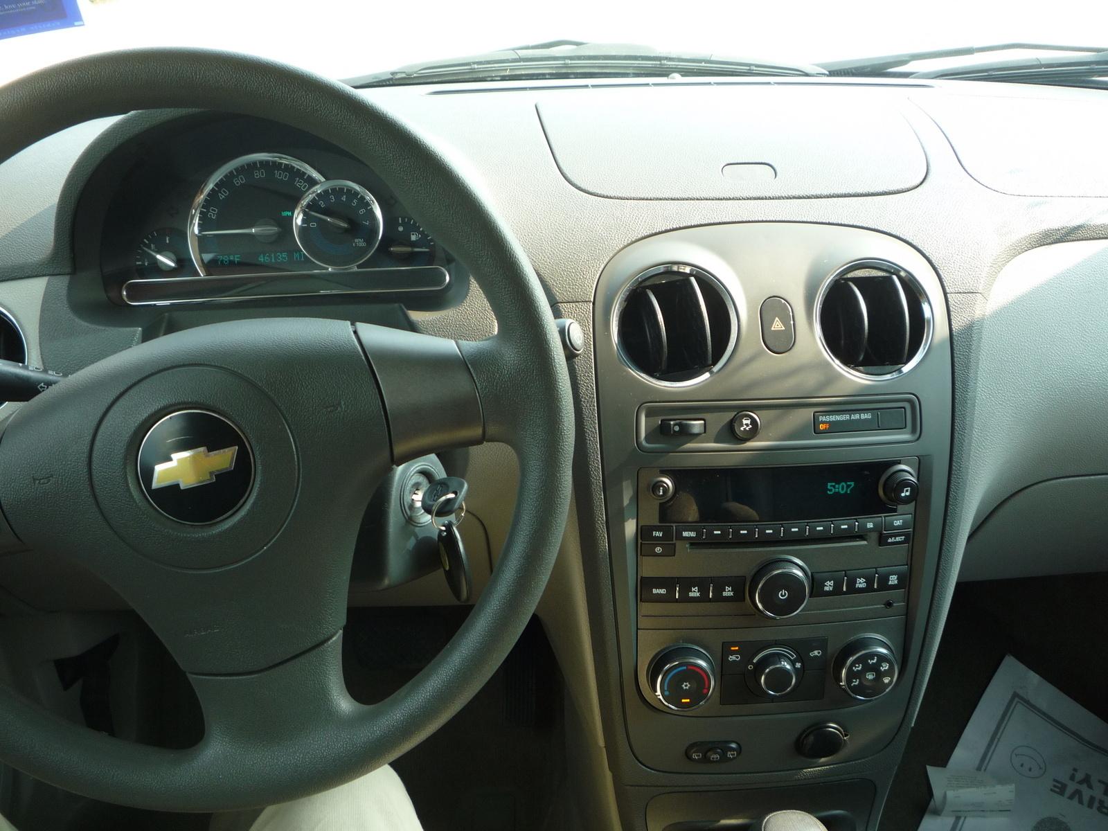 2010 Chevrolet Hhr Interior Pictures Cargurus
