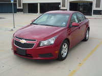 Picture of 2012 Chevrolet Cruze 2LT Sedan FWD, exterior, gallery_worthy