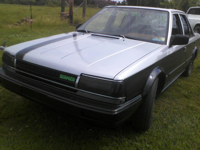Picture of 1988 Nissan Stanza